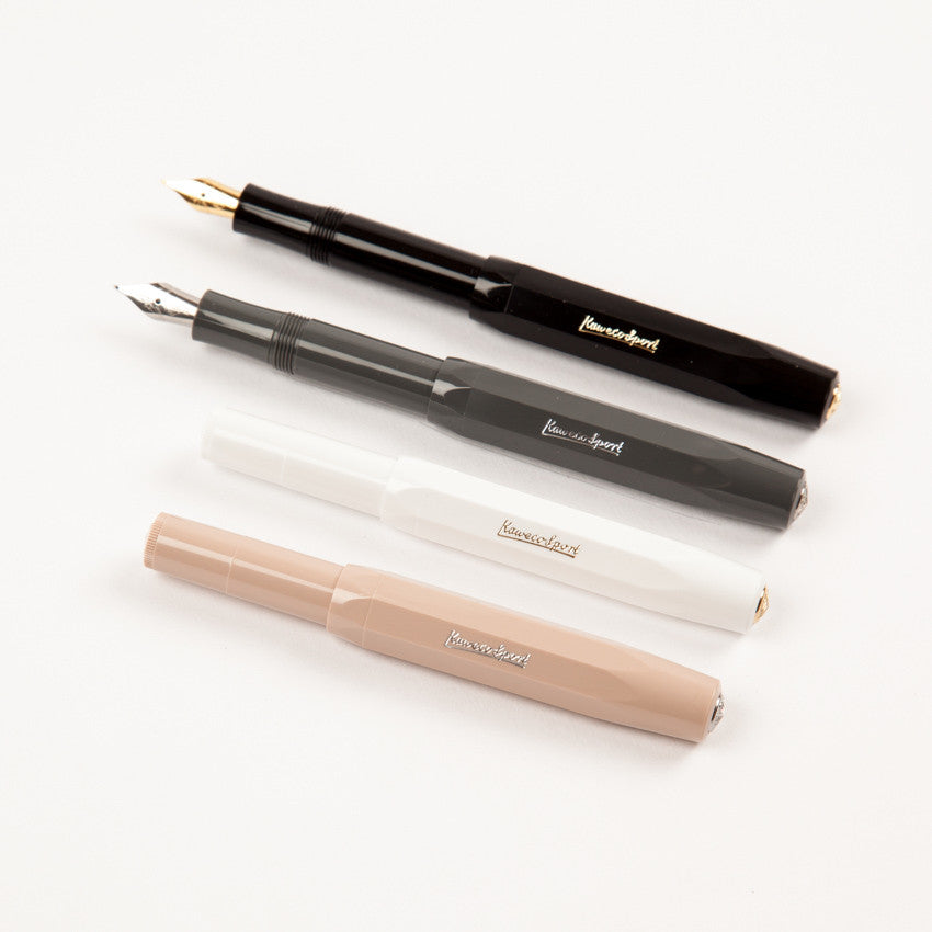 Kaweco Sport Fountain Pen - Black