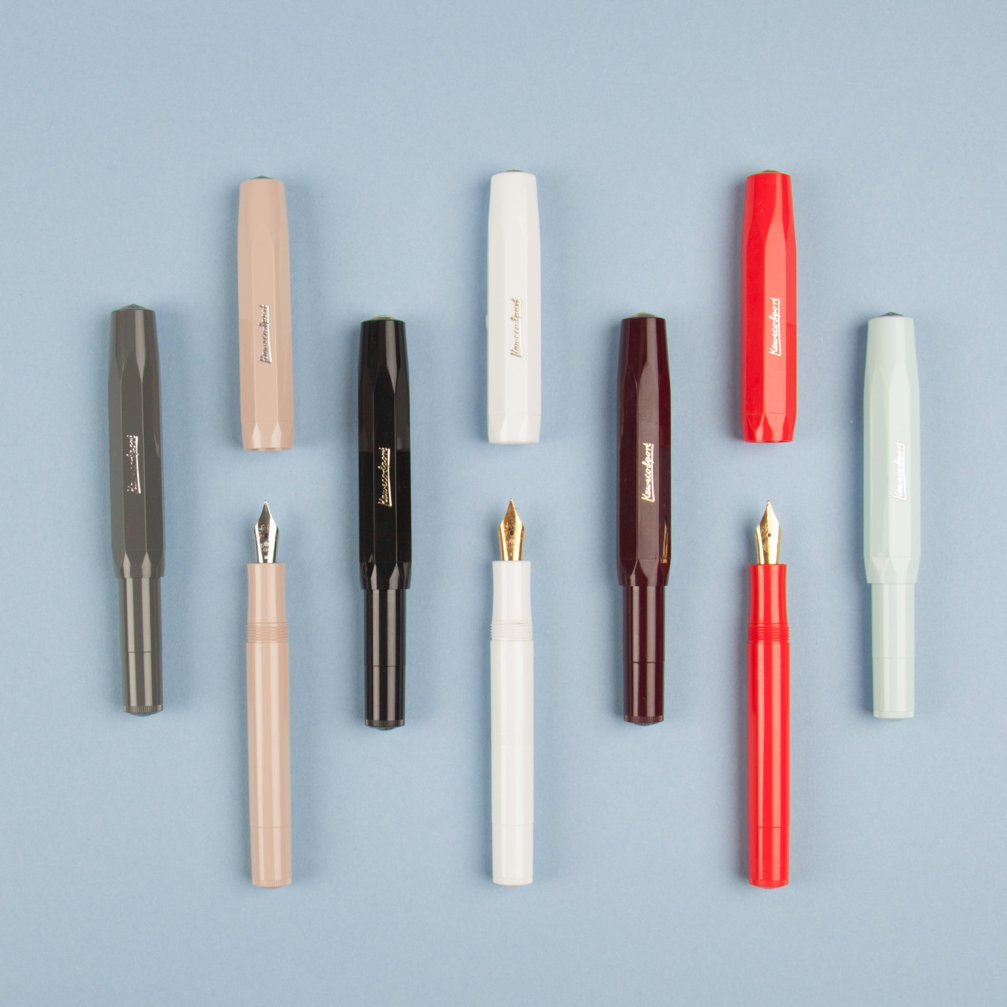 Sport Fountain Pen - Fox