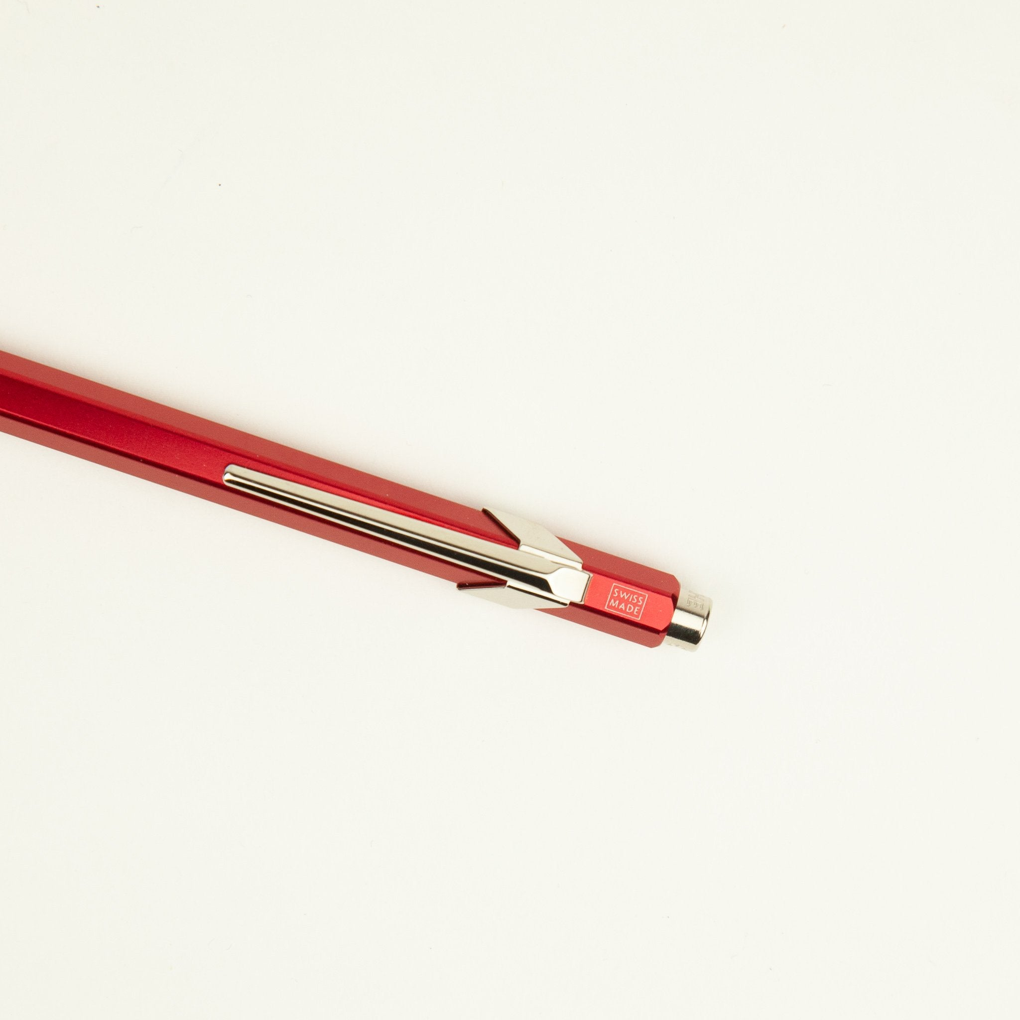 Classic Line 849 Ballpoint - Metal-X / Red