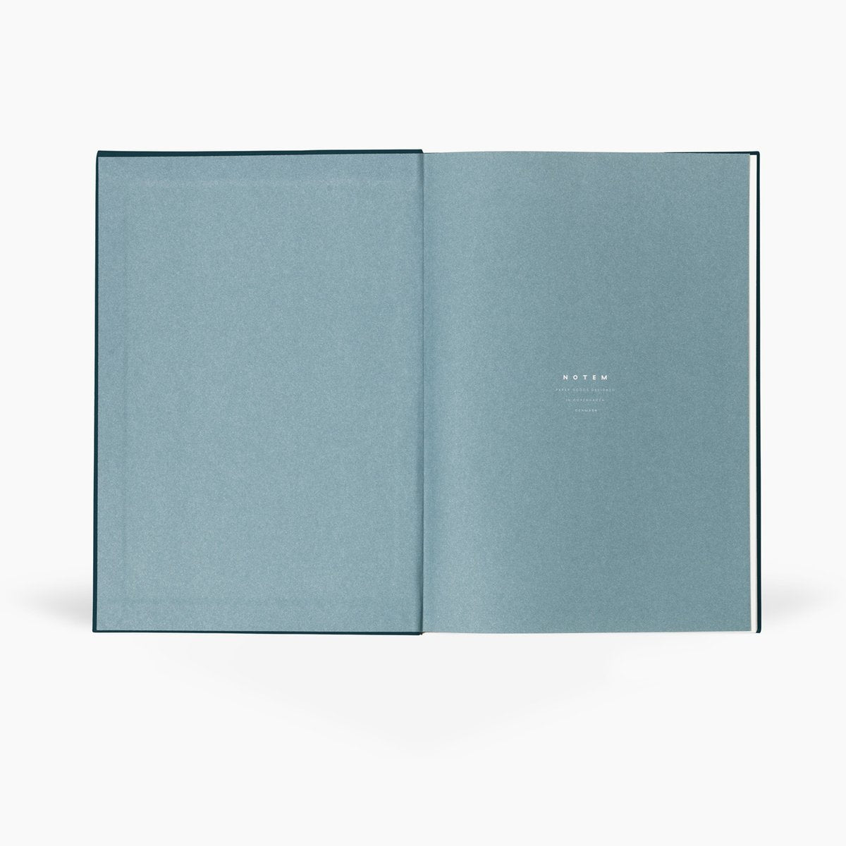 Bea Notebook - Ruled / Dark Blue