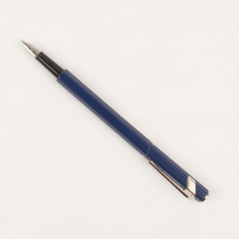 Plume 849 Fountain Pen - Medium Nib / Blue