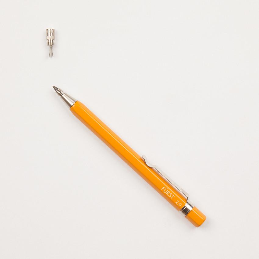 Pocket Mechanical Pencil - Yellow
