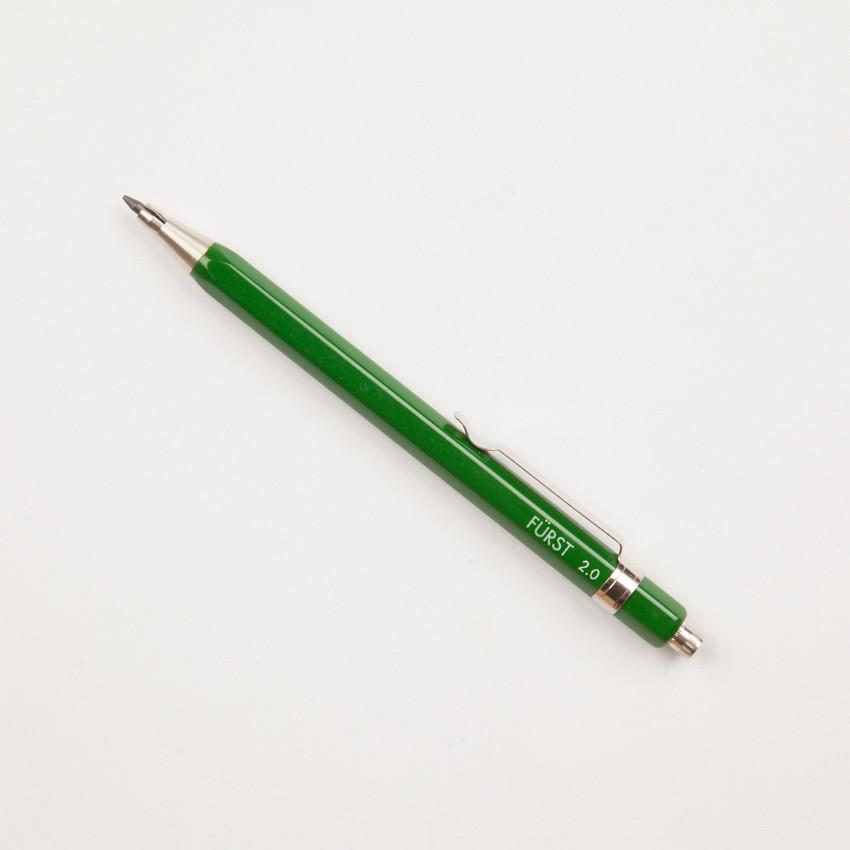 Pocket Mechanical Pencil - Green