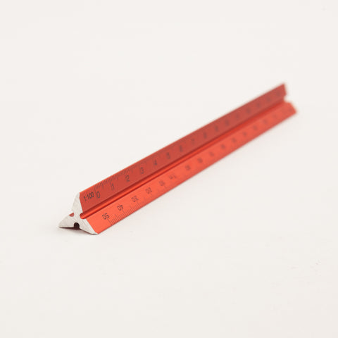 Triangular Scale Ruler