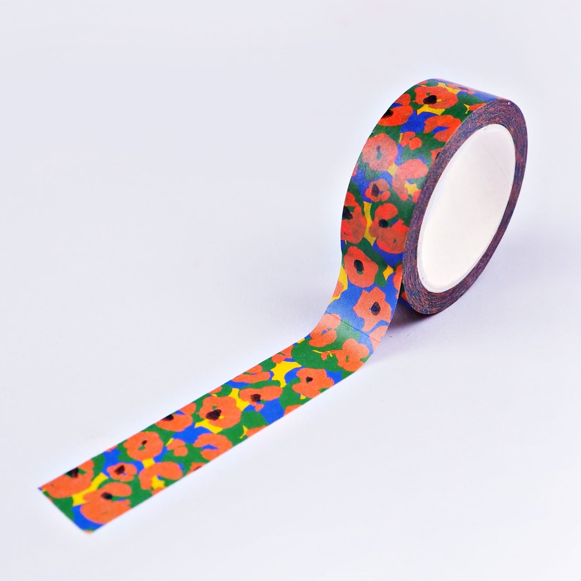 Washi Tape - Painter Flower