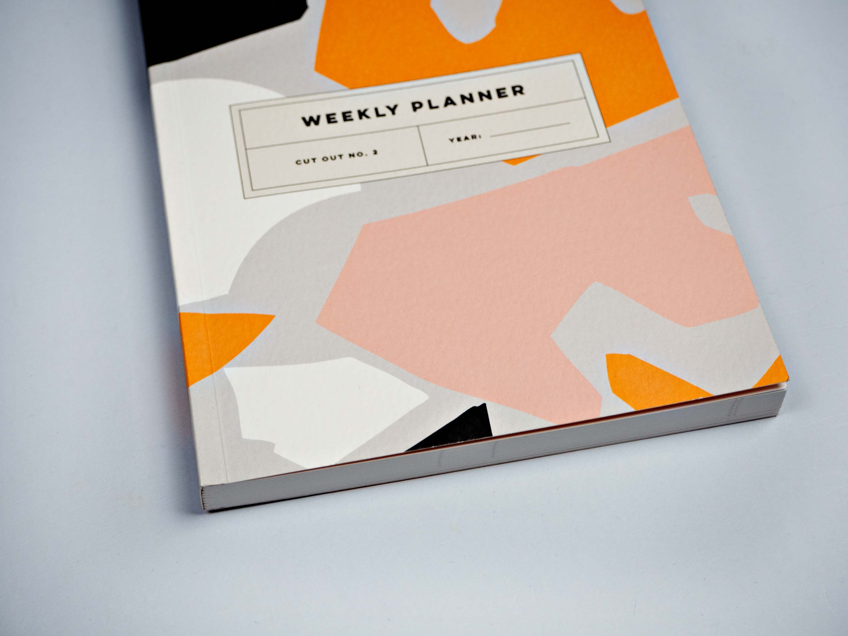 Weekly Planner A5 - Cut Out No 2