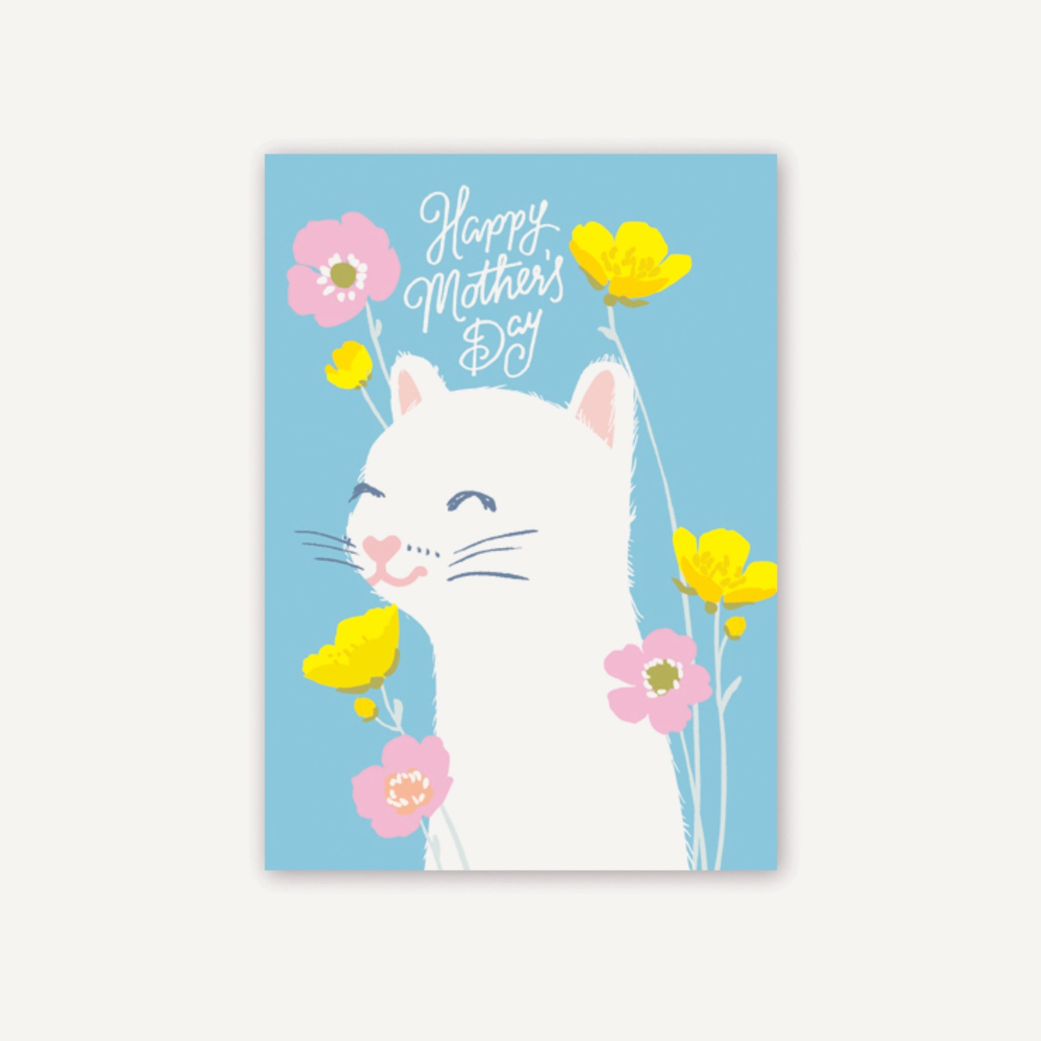 Mother's Day Cat