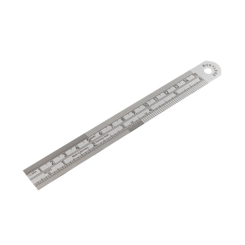 Stainless Steel Ruler - 15cm