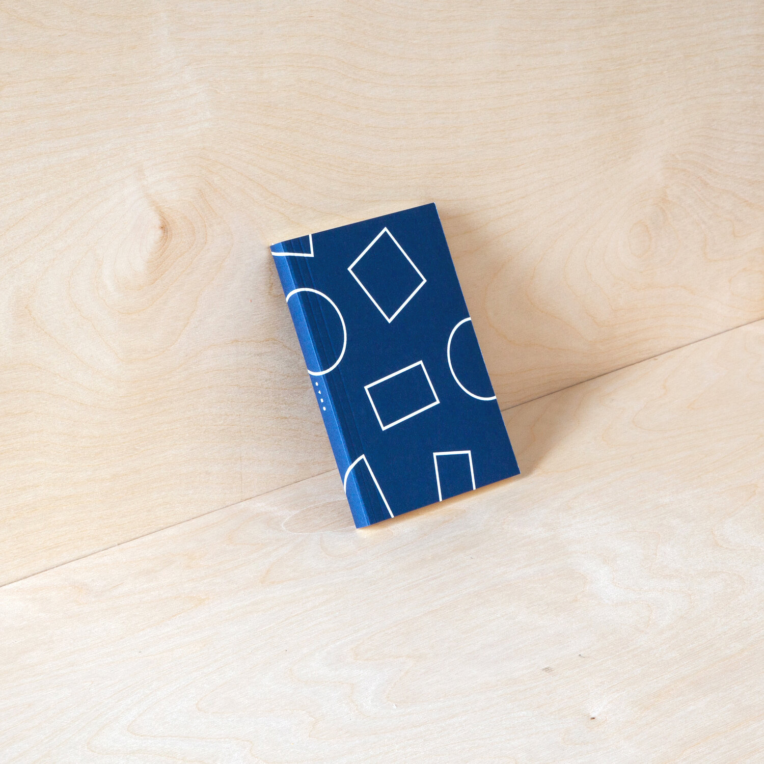 Pocket Layflat Weekly Planner - Navy
