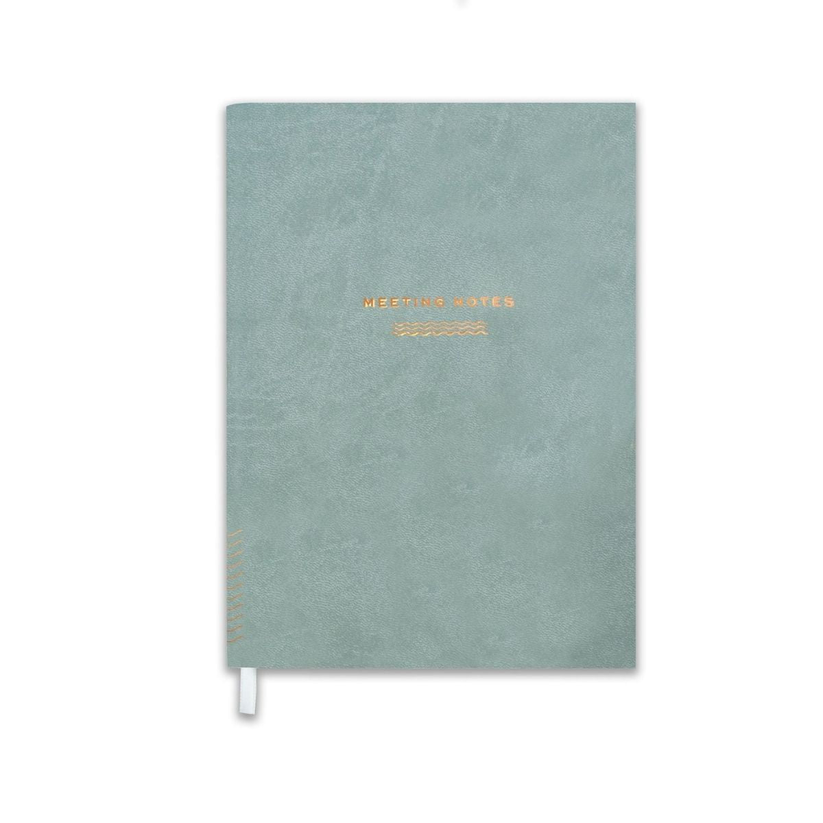 Meeting Notebook - Teal