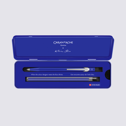 Mechanical Pencil - Klein Blue