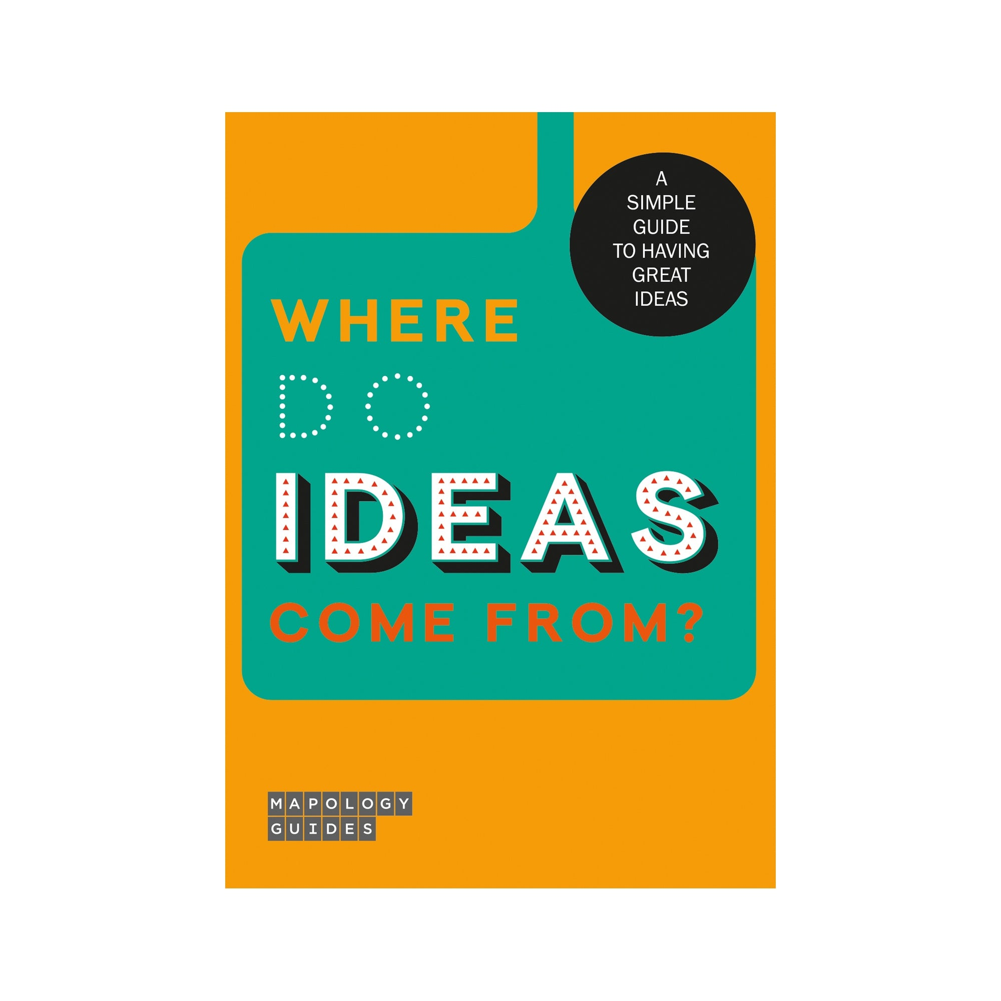 Where Do Ideas Come From Map