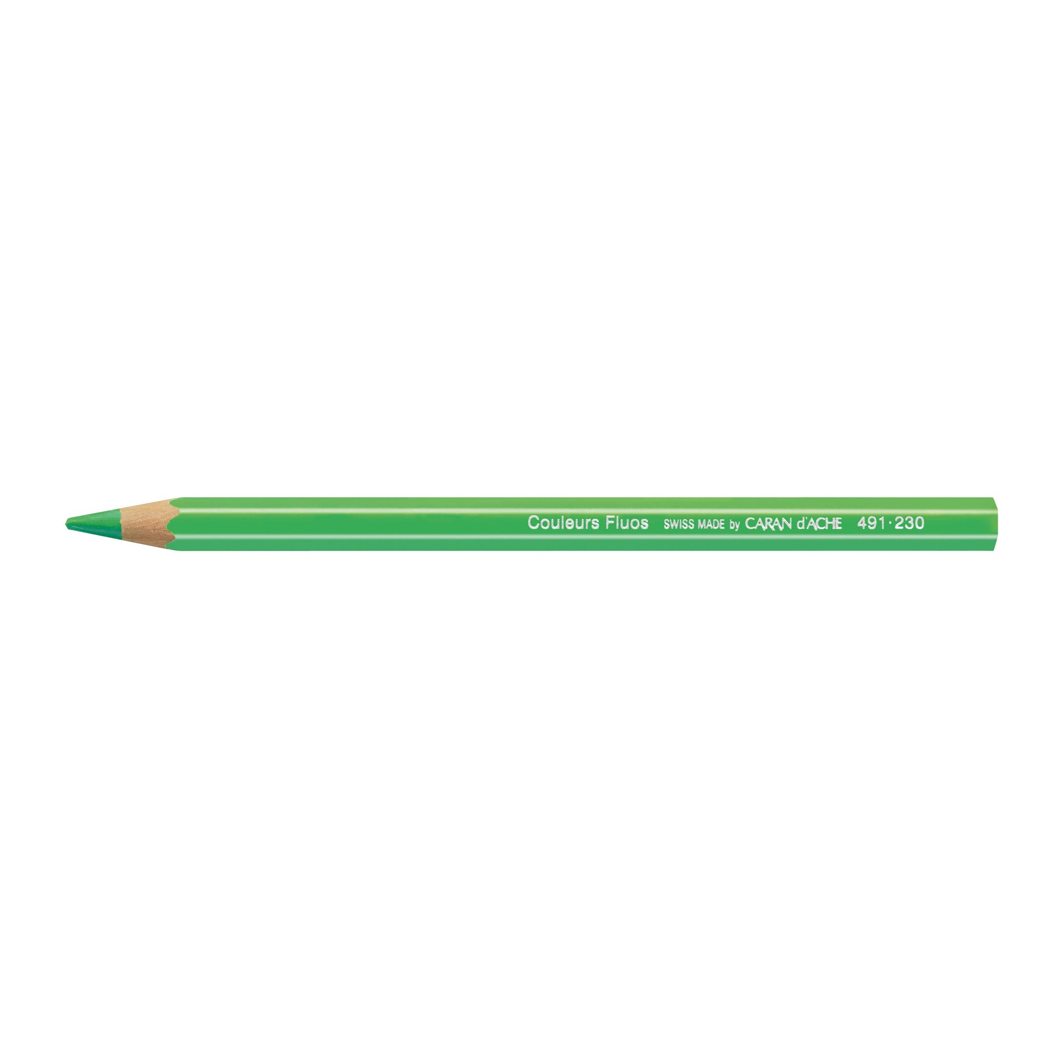Highlighter Pencil - Fluo Green