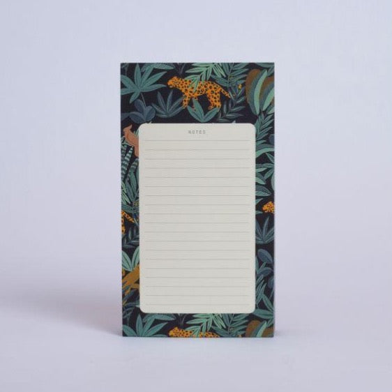 Tear-off Notepad - Animalia