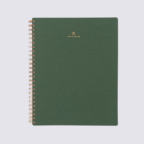 Workbook - Fern Green