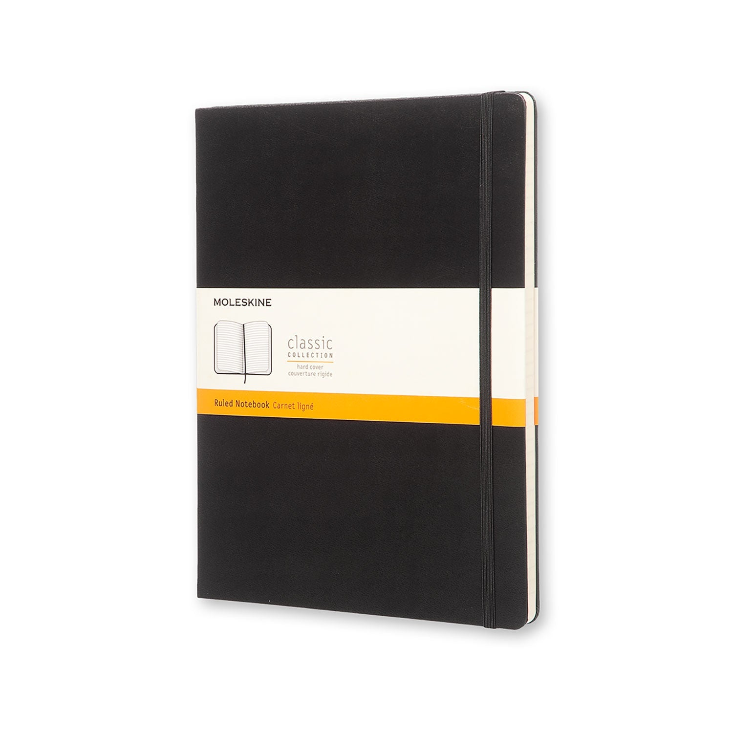 Extra-Large Hard Cover Notebook