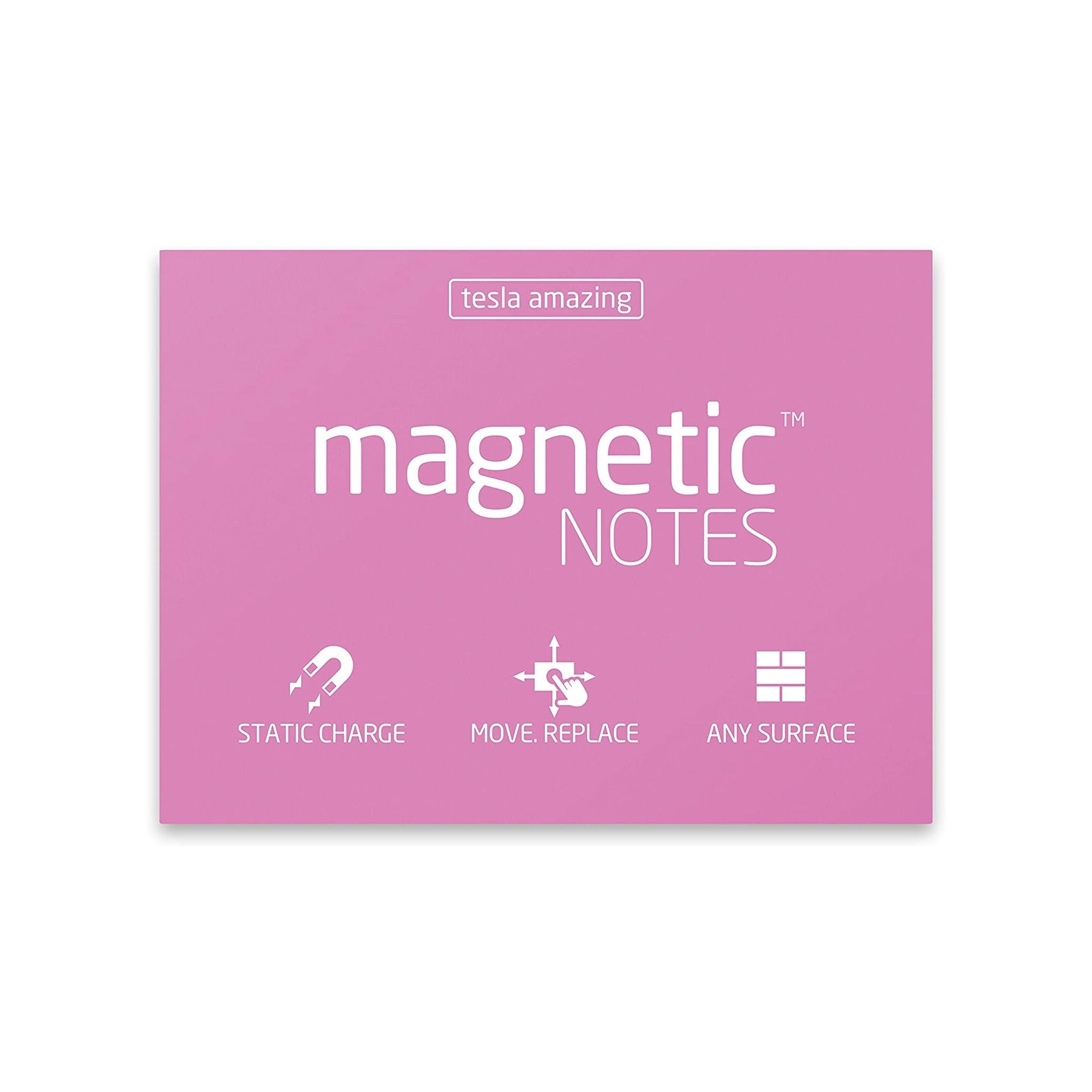 Magnetic Notes - Pink