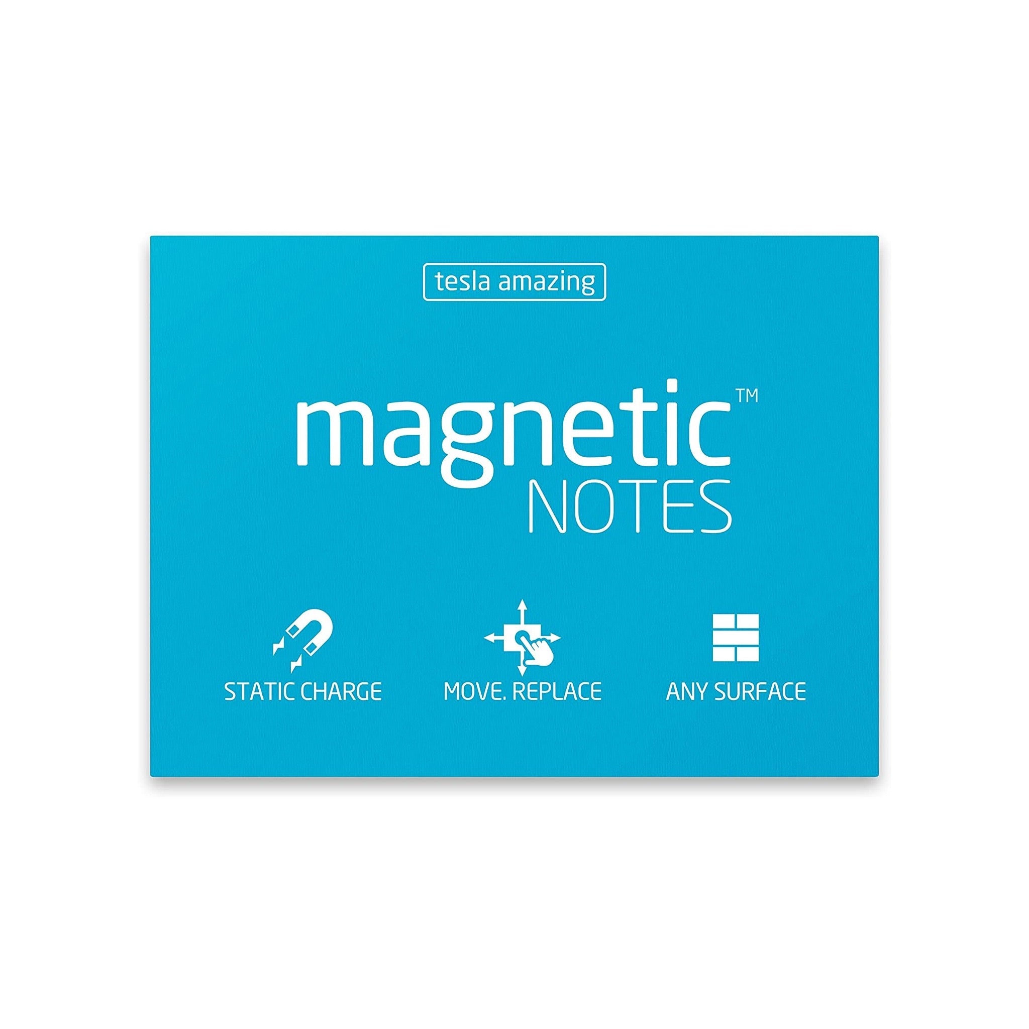 Magnetic Notes - Blue