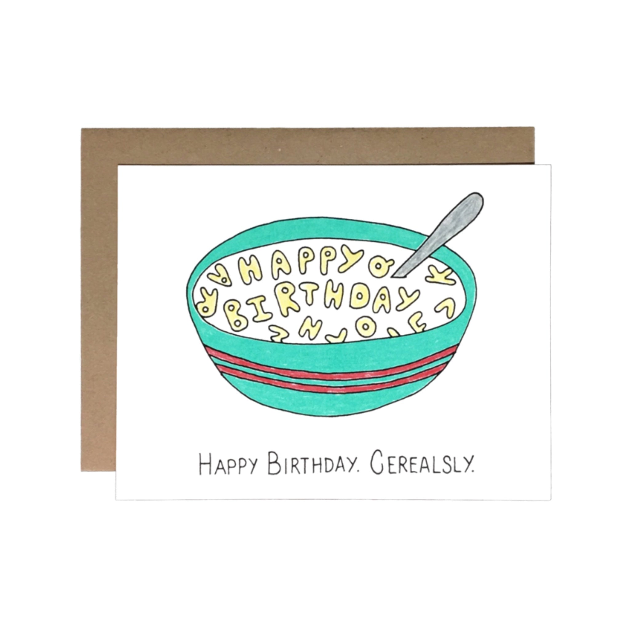 Birthday Cereal