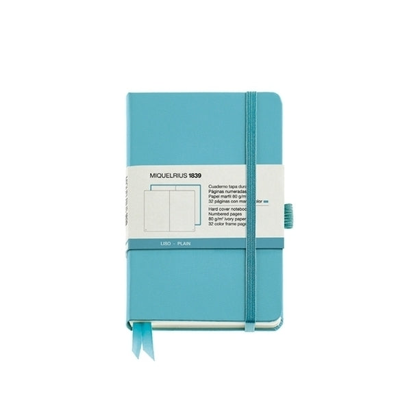 Chromatic Notebook Small - Plain