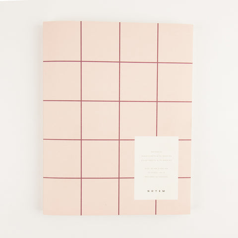Uma Notebook - Large / Rose