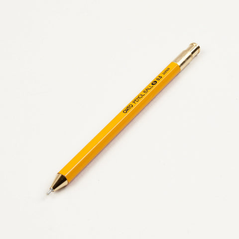 Ohto Pen - Pencil Ball G 0.5 Yellow