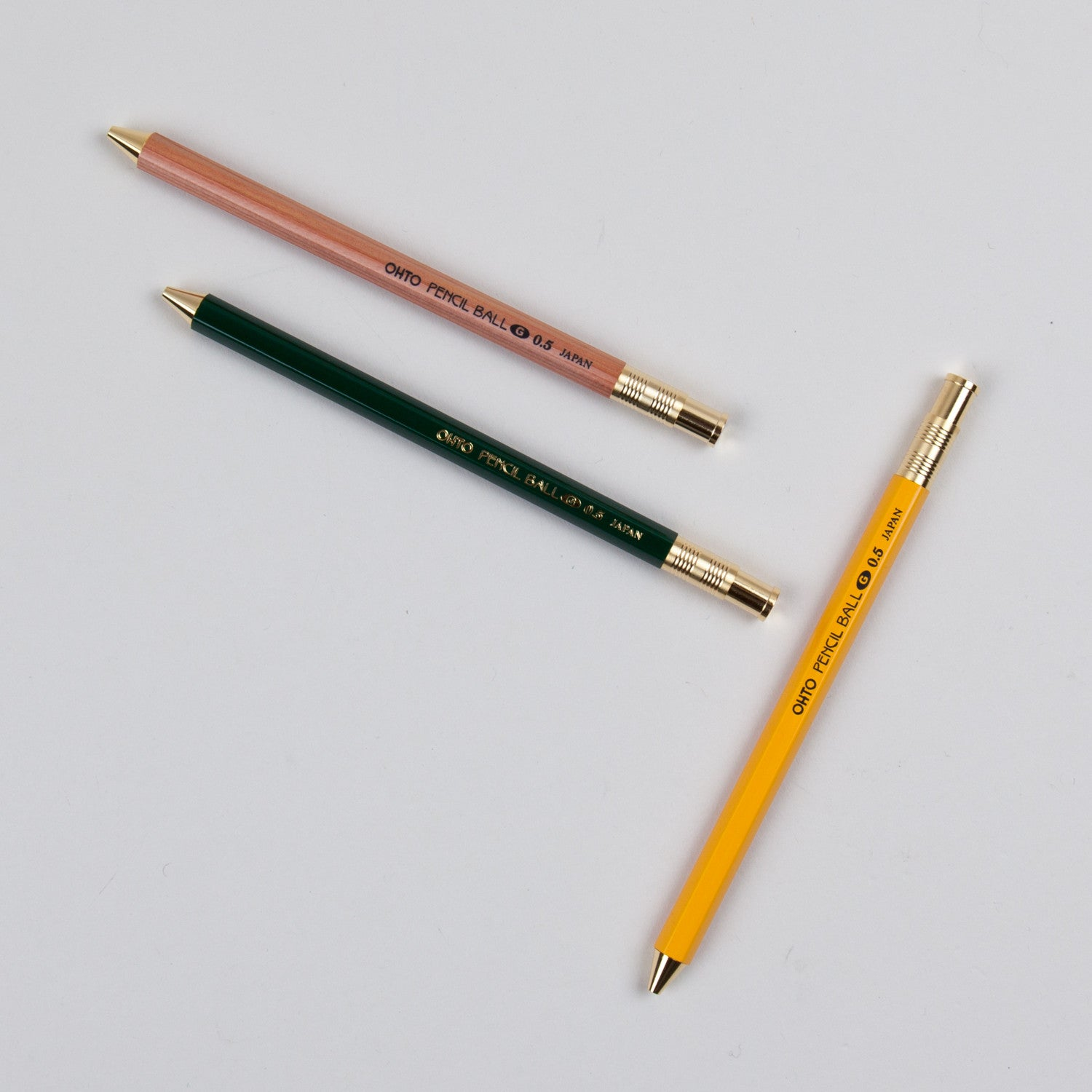 Ohto Pen - Pencil Ball G 0.5 Green