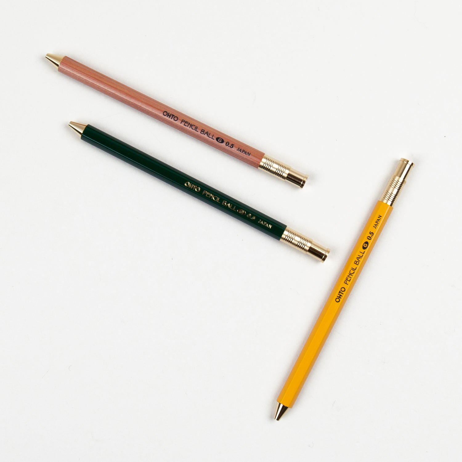 Pencil Ball G 0.5 - Yellow