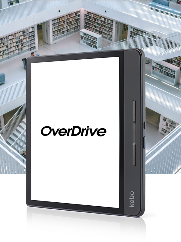 Shift into OverDrive with integrated eBook borrowing