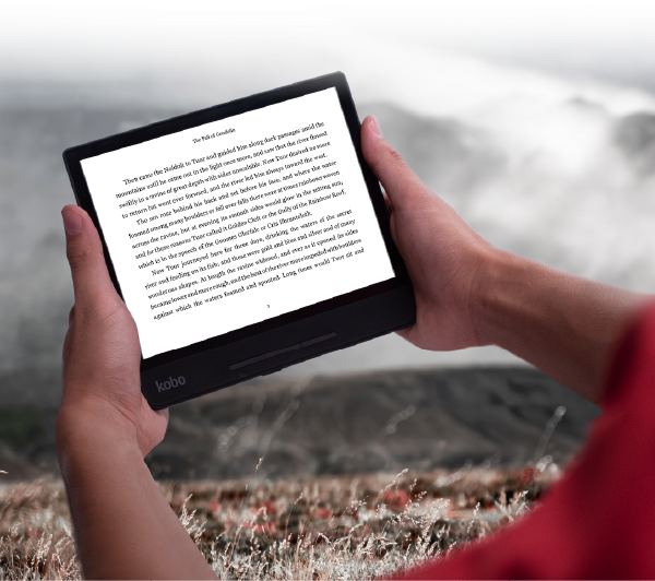 Push the limits of your reading experience