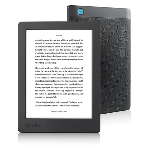 Certified Refurbished Kobo Aura H2O Edition 2