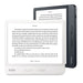 Kobo Libra H2O in black and white, in portrait and landscape