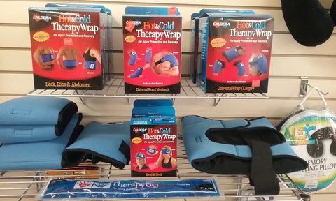Hot / Cold Therapy wraps