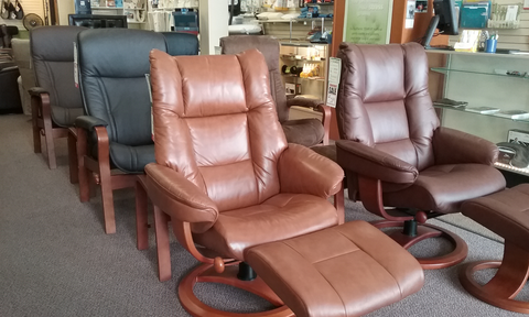RELAX, WE GOT YOUR BACK---IMG OF NORWAY---RECLINERS