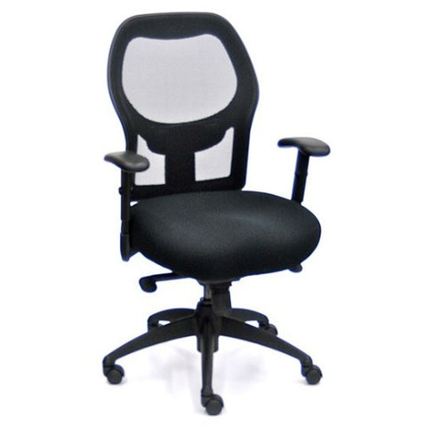 Lifeform Ergonomic Office Chair with Mesh Back( INTENSIVE SITTING OFFICE CHAIRS )