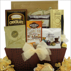Coffee Break: Gourmet Coffee Gift Basket