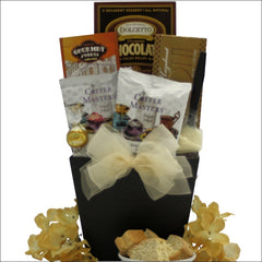 Coffee Delights: Gourmet Coffee Gift Basket