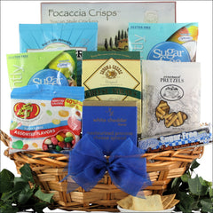 Happy Father's Day Sugar Free: Gourmet Gift Basket