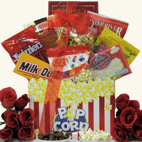 Movies! Movies! Movies!: Snack Food Gift Basket