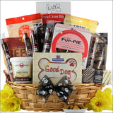 Pawsitively Delicious!: Pet Dog Gift Basket
