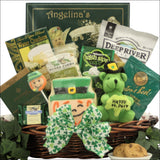 Luck O' The Irish: Small St. Patrick's Day Gourmet Gift Basket