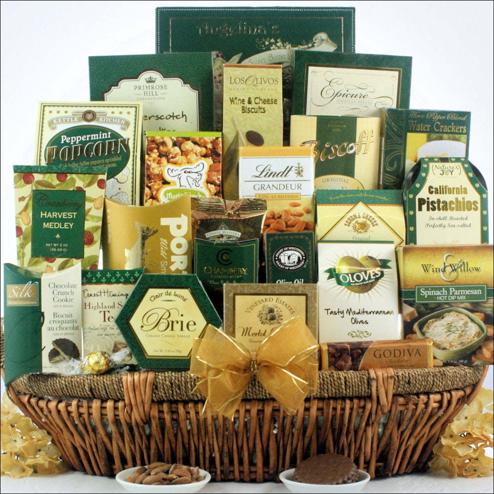 Gallant Affair: Gourmet Gift Basket