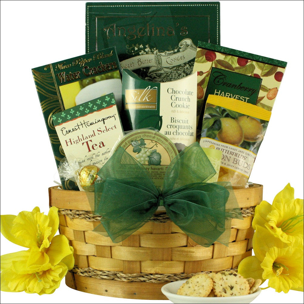 Thinking Of You: Gourmet Gift Basket