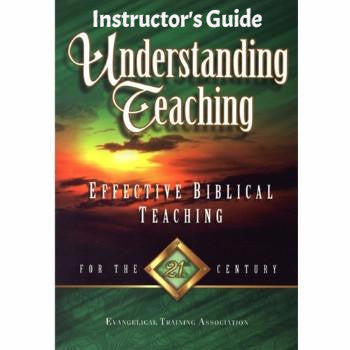 Understanding Teaching Instructor's Guide    (Download)