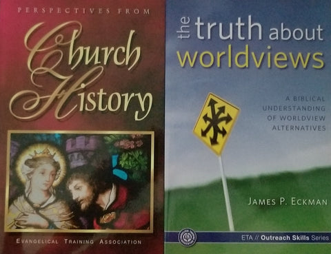 Bundle: Perspectives From Church History and The Truth about Worldviews