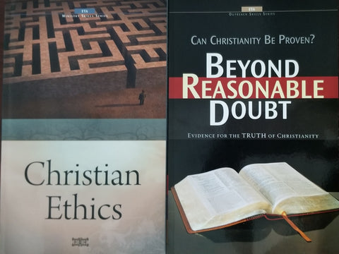 Bundle:  Christian Ethics and Beyond Reasonable Doubt