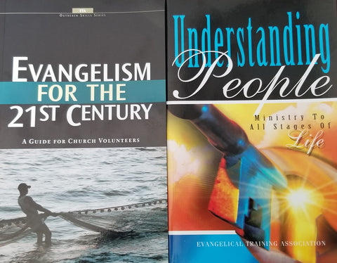 Bundle: Evangelism for the 21st Century & Understanding People