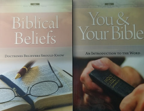 Bundle: Biblical Beliefs & You and Your Bible
