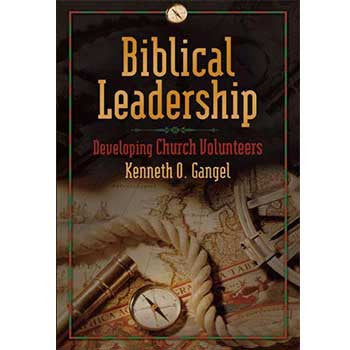 Biblical Leadership book cover