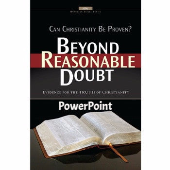 Beyond Reasonable Doubt PowerPoint (Download)